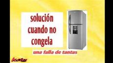 mi refrigerador acros no enfria ni congela mi refrigerador no congela