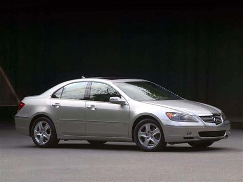 2005 acura rl car insurance information