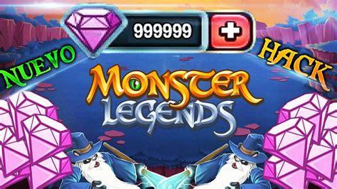 monster legends hack de gemas infinitas octubre 2017