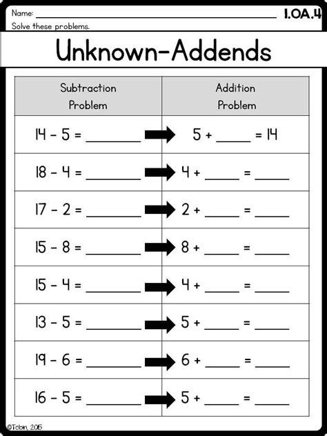 grade math printables worksheets