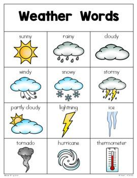 weather writing center pocketful centers tpt