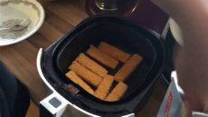 airfryer rezepte fisch philips viva collection air fryer hei 223 luft fritteuse fischst 228 bchen ohne airfryer rezepte