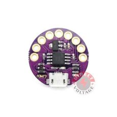 lilypad attiny85 pinout cjmcu lilytiny lilypad panel scm arduino wearable directvoltage the maker