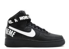 nike air force 1 high supreme air 1 high supreme sp quot supreme quot black white nike air nike flight club