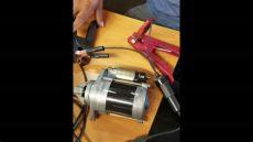 como probar un motor como probar un motor de arranque