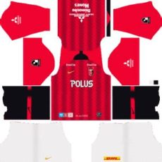 urawa diamonds kits logo s 2020 league soccer kits - Kit Dls Urawa Red