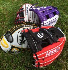 custom softball gloves wilson 30 days of giveaways wilson custom a2000 glove baseballamerica