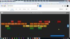 atari breakout google hack atari breakout chrome easter egg trick hack