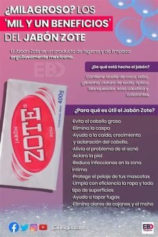 jabon zote rosa beneficios el big data mx 191 milagroso los mil y un beneficios
