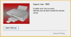 canon g2100 codigo de asistencia 5b00 como eliminar el error 5b00 en la impresora canon pixma g2100 es rellenado