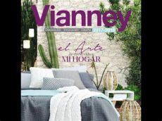 cat 225 logo vianney decoraci 243 n invierno 2017 2018 - Colchas Vianney Invierno 2018