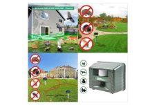 outdoor ultrasonic pest control reviews best outdoor ultrasonic pest repeller 10 reviews with solar