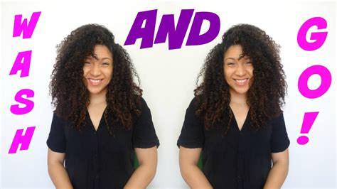 hair wash routine length retention curl definition youtube