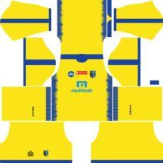 dls 18 kit kerala blasters gk dls 18 17 kerala blasters fc kits and logo url