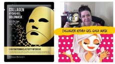 let s mask masqueology collagen hydro gel gold mask impressions - Masqueology Collagen Hydro Gel Gold Mask