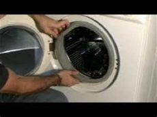 como se puede quemar una lavadora c 243 mo se arregla como se arregla la goma de la escotilla de una lavadora
