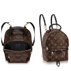 louis vuitton palm springs backpack mini price in paris louis vuitton palm springs 2017 mini backpack sold out monogram canvas cross bag