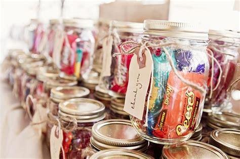 19 affordable mason jar wedding favors guests love
