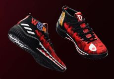 bape adidas dame 4 camo black release date sneaker bar detroit - Bape X Adidas Dame 4 Retail Price
