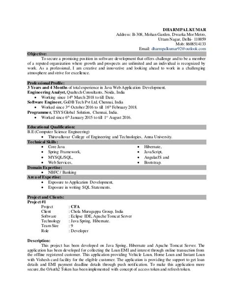 resume template 3 years experience 3 gigantic influences