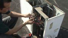 aire acondicionado no enfria aire acondicionado split no enfria falla capacitador o compresor
