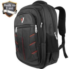 walmart mochilas bogo brands black sport multipurpose backpack with laptop sleeve large water resistant