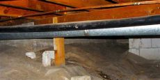 how do you insulate a crawl space with a dirt floor why your home needs crawlspace insulation bauer specialty