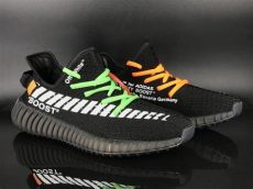 yeezy boost 350 v2 womens mens womens adidas yeezy boost 350 v2 black white green running shoes sneakersclue