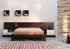 cabecera juegos de dormitorio matrimonial dormitorios camas modernas - Modelos De Juegos De Cuartos Matrimoniales Modernos