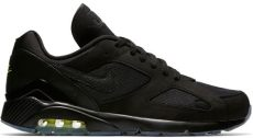 nike air max 180 black ops nike air max 180 ops in black for lyst