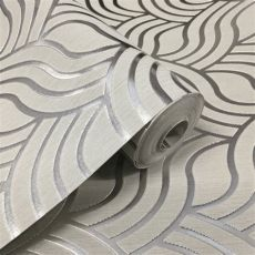 art deco wallpaper silver muriva silver grey precious silk deco wallpaper 701373 uncategorised from wallpaper depot uk