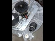 como extraer trasmision amazonas lavadora mabe - Planos De Lavadoras Mabe