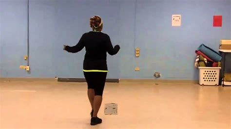 100 line dance instructional youtube