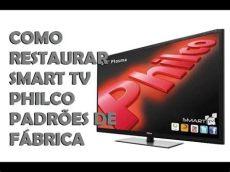 como restaurar smart tv philco padr 213 es de fabrica olha que f 225 cil tutoriais - Como Restaurar Tv Philips De Fabrica