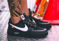 off white x nike air force 1 black white white nike air 1 black ao4606 001 info sneakernews
