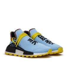 pharrell williams nmd solar hu adidas x pharrell williams solar hu nmd inspiration pack blue ee7581