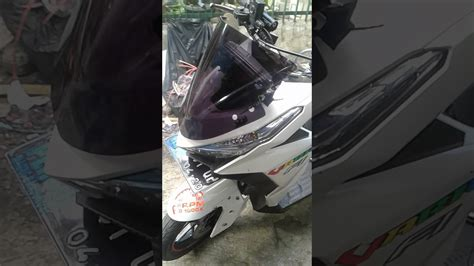 modifikasi vario 150 ala max youtube