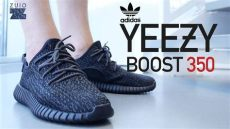 yeezy boost 350 pirate black on feet adidas yeezy boost 350 quot pirate black quot on review