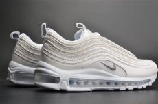 buy nike air max 97 triple white 2017 nike air max 97 quot white quot white wolf grey black for sale hoop jordans