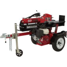 northstar 37 ton log splitter for sale northstar deluxe horizontal vertical log splitter 37 ton ram 389cc honda gx390 engine