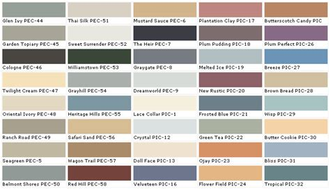 high quality behr paint color chart 9 behr
