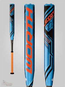 2016 worth legit resmondo 2016 worth legit 220 max endload usssa pitch softball bat