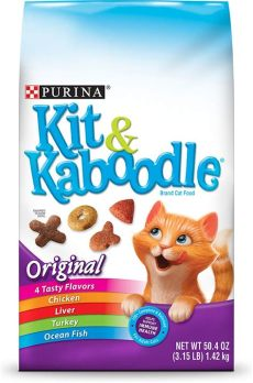 kit kaboodle original cat food 3 15 lb bag chewy - Kit And Kaboodle