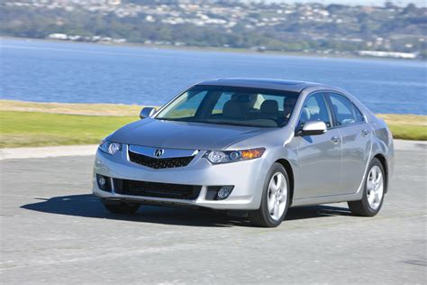 2009 acura tsx review top speed