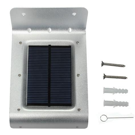 Solar Wall Outdoor Sensor Motion Infrared Induction Led Light Alexnld Com.html