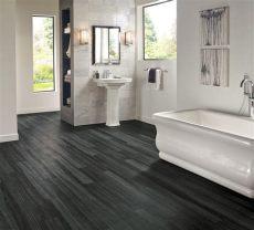 vinyl plank flooring bathroom luxury vinyl plank bathroom eclectic bathroom columbus by rite rug flooring