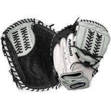 a2000 softball catchers mitt wilson a2000 cm34 superskin 34 quot fastpitch softball catchers mitt baseballsavings