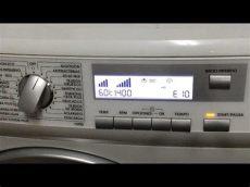 aeg lavamat e10 error error e10 ef4 aver 237 a lavadora aeg electrolux 74950 solucion fault washing machine