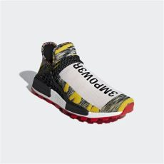 adidas x pharrell williams afro hu nmd schuhe bb9528 pharrell williams x adidas nmd afro hu 3mpoy3r grailify sneaker releases
