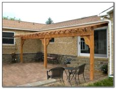 attached patio roof designs roof attached house outdoor patio recognizealeader